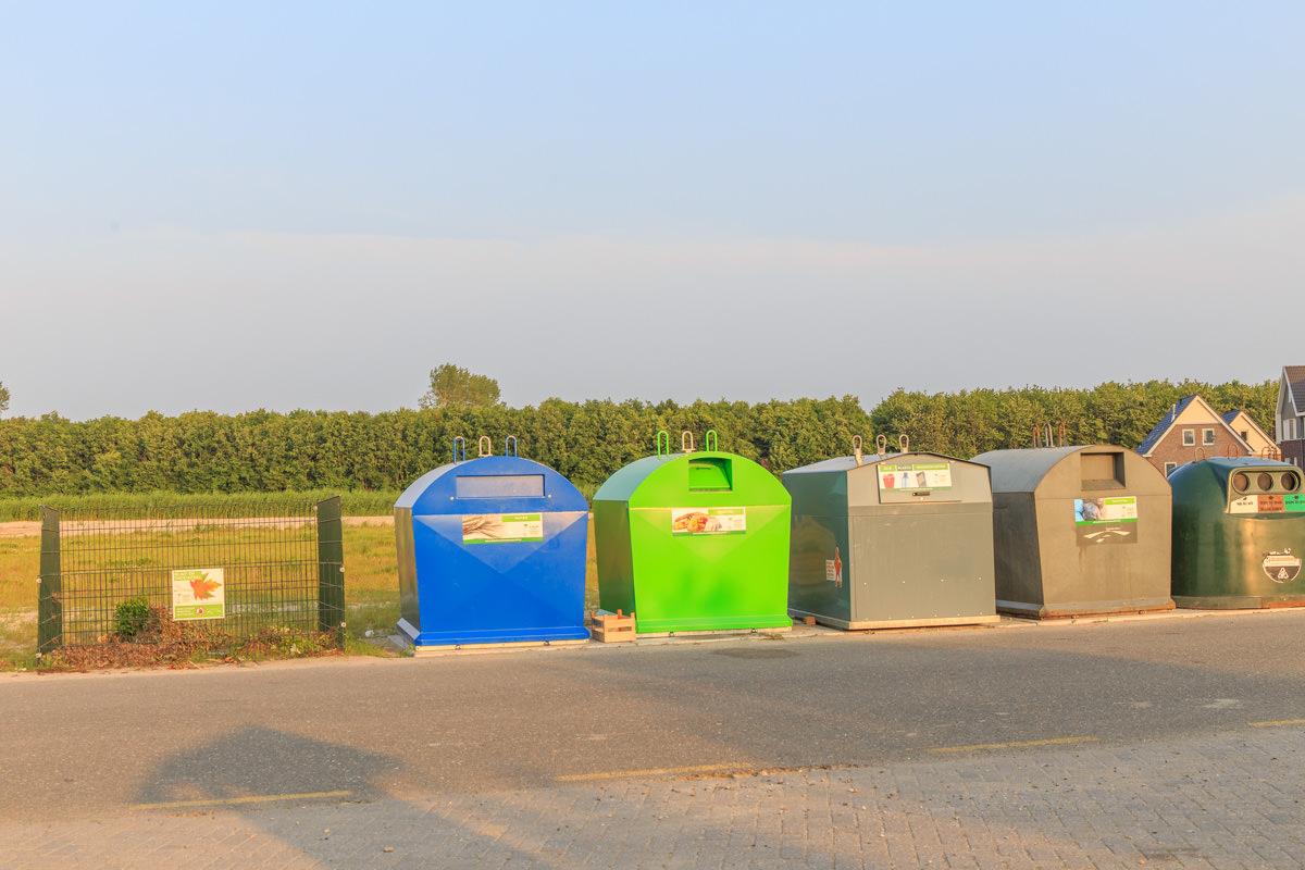 Grondstoffeninzameling nobelhorst