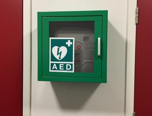 AED geplaatst in Nobelhorst