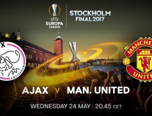 Finale live in de buurtschuur Europa League Ajax – Manchester United