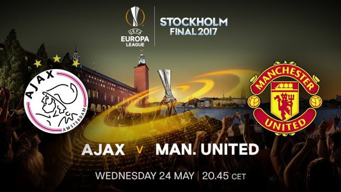 Finale live in de buurtschuur Europa League Ajax – Manchester United